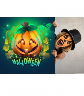 Happy Halloween - Decoravinilos