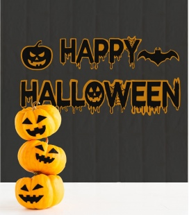 Halloween - Decoravinilos
