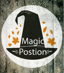 Magic postion - Decoravinilos