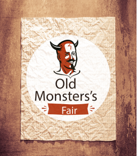 Old Monsters- Decoravinilos