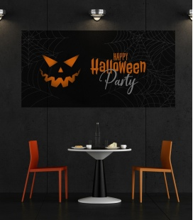 Happy Halloween party - Decoravinilos