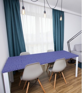 Moderm Living Blue - Decoravinilos