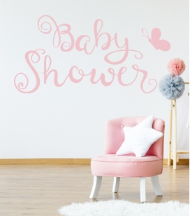 Baby shower Decoravinilos