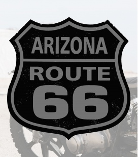 Route 66 arizona - Decoravinilos