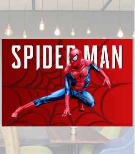 Spiderman-Decoravinilos