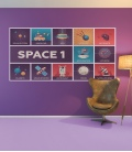 Space 1Vinilo para pared - DecoraVinilos