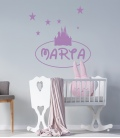 Princesa - disney - decoravinilos