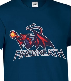 fire breath - decoravinilos