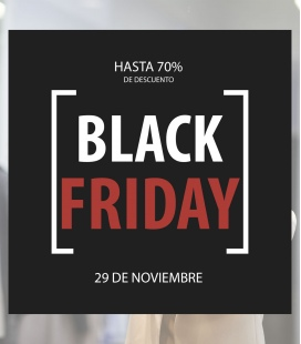 Black Friday, hasta...- decoravinilos