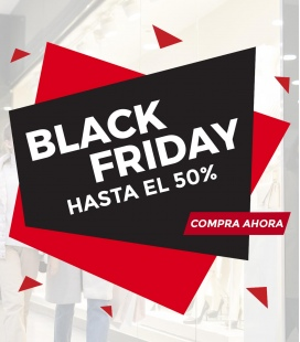 Black Friday, tiendas - decoravinilos