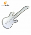 Guitarra Decorativa Led PVC - MOD FENDER STRATOCASTER