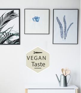 Vegan Taste - Decoravinilos -