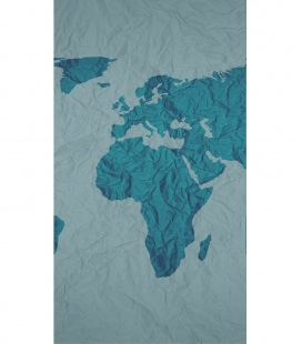 Map of the world Decora Vinilos