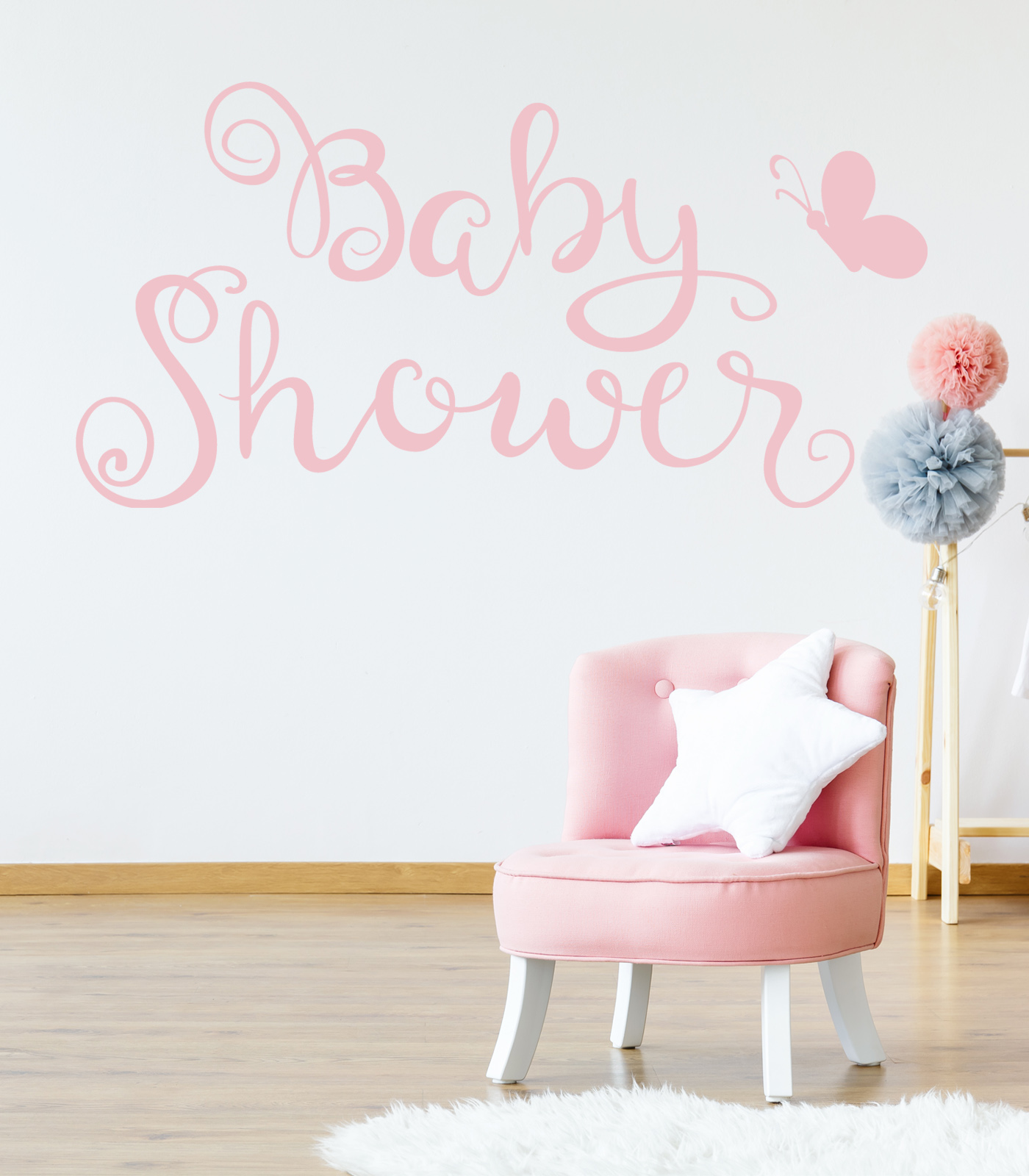 baby Shower - decoravinilos