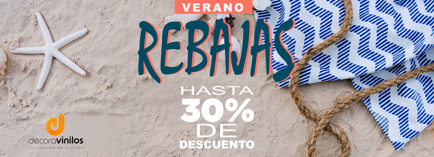 Rebajas decoravinilos